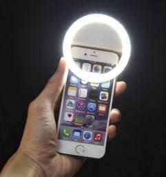 Selfie Ring Light LED para Celular
