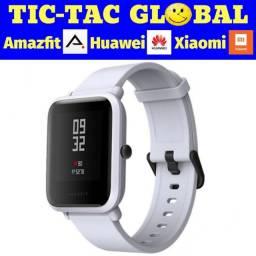 Amazfit Bip com GPS - cor branca - versão global - (novo lacrado) - Xiaomi Smartwatch