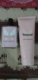 Perfume e Hidratante Olympea