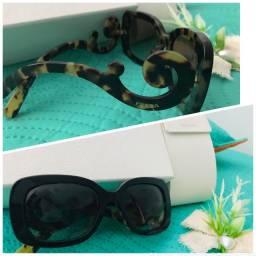 Óculos sol feminino marca Prada