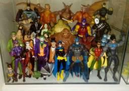 Coleção de bonecos Mattel Batman