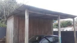 Vendo madeiras de casa montada