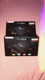 Aparelho TV BOX novo