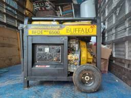 MotoGerador Diesel 6500 buffalo
