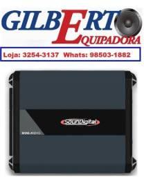 Modulo Amplificador Soundigital Sd800 3254-3137