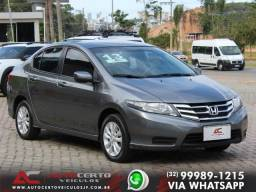 Honda City Sedan LX 1.5 Flex 16V 4p Aut. 2013/2013