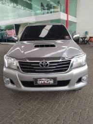 Hilux 2015 STD Manual 4x4 Diesel R$91.900,00