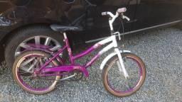 bicileta infantil feminina