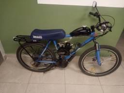 Bike motorizada 3 meses uso ..com nota fiscal