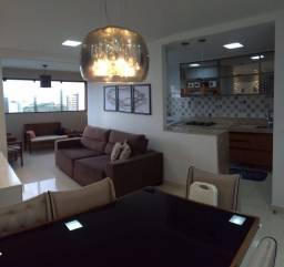 Apartamento 64m² 2Qts 1Suite - andar alto - Virado pra Parnamirim