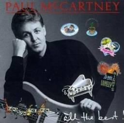 Vinis(Lps) .Album duplo(2 Lps) do paul maccartney all the best. Novo. Encarte