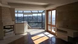 Apartamento com 3 dormitórios para alugar, 197 m² por R$ 3.300,00/mês - Centro - Novo Hamb