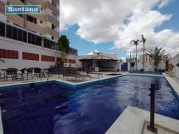 Apartamento com 3 dormitórios à venda, 85 m² por R$ 360.000 - Centro - Caldas Novas/GO