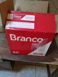Motor b4t Gasolina Branco.