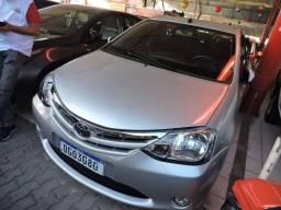 ETIOS 2017/2017 1.5 XLS SEDAN 16V FLEX 4P AUTOMÁTICO