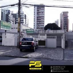 Casa com 3 dormitórios para alugar, 420 m² por R$ 8.000/mês - Tambaú - João Pessoa/PB
