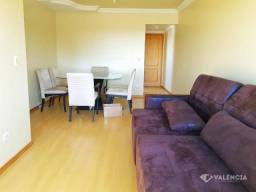 Apartamento com 1 suíte mais 2 quartos no Edifício Memphis por R$1.250,00 - Rua Visconde d
