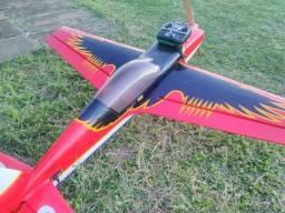 Aeromodelo   motor dle 35
