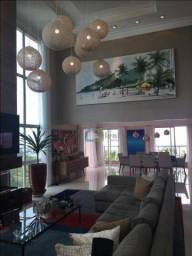 Cobertura com 5 dormitórios à venda, 473 m² por R$ 8.500.000 - Panamby - São Paulo/SP