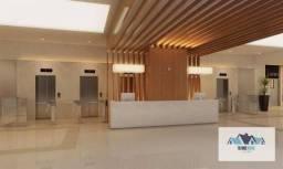 Título do anúncio: Linda e Nova Sala para alugar, 26 m² por R$ 1.200/mês - Centro - Niterói/RJ