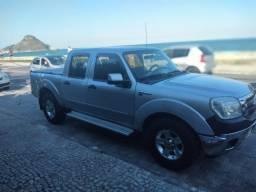 Pick Up Ford Ranger 2012 Prata Nada Pra Fazer !!!