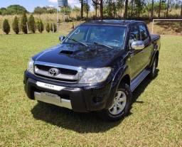 Toyota Hilux - SRV - CD4x4 - Diesel - Automática - Veículo Vistoriado