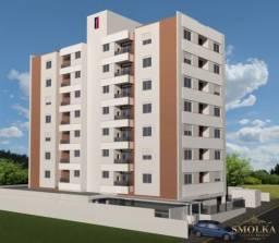 Apartamento à venda com 2 dormitórios em Capoeiras, Florianópolis cod:3454