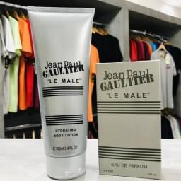 Kit Jean Paul Gaultier Le Male - Entregamos!!!