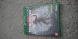 Rise Of The Tomb Raider Vendo ou troco (Xbox One)