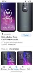 Moto one zoom ac.troca