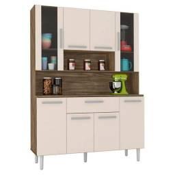 Armário de cozinha 8 e 6 portas