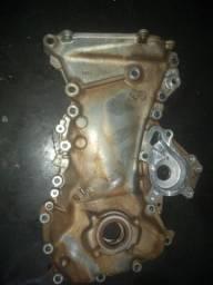 Tampa frontal do motor do Etios