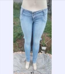 Calça jeans hollister original tam 36