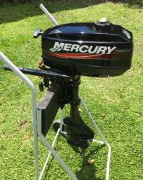 Motor mercury 3.3hp 2014