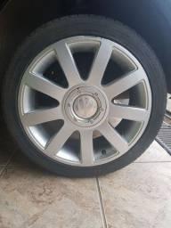 Troco rodas aro 17 + volta