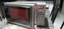 Micro-ondas Brastemp Ative! 30 Litros Cinza