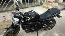 Moto fz6 chipada