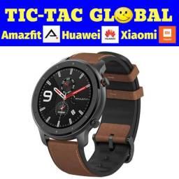 Xiaomi Amazfit GTR 47mm - Versão Global - (novo lacrado) Relógio Smartwatch