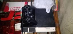 Vendo Playstation 2 ou troco por processador Ryzen 1200.