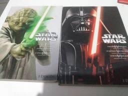 Box DVD STAR WARS com os 6 primeiros filmes