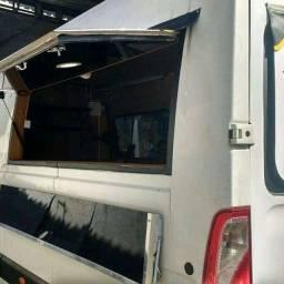 Fabrica de Food truck na van caminhão ônibus R$ 30.000
