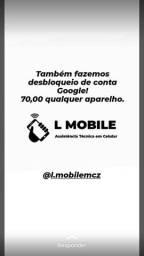 Assistência Técnica em Smartphones