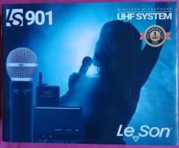 Microfone Leson sem fio