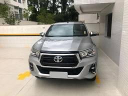Hilux srx ano 2019 automática 2.8 4x4 turbo diesel