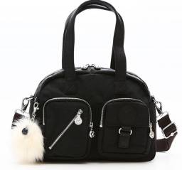 Bolsa Feminina (Kipling Defea Premium Black Padded-Única)