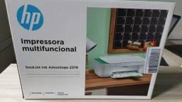 Impressora HP 2376 - NOVA - 01 ano de garantia do fabricante