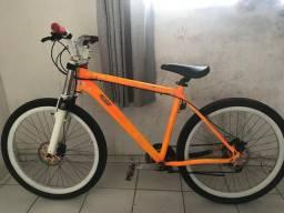 Vendo Bike Em alumínio