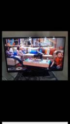 Tv led Philips 47 polegadas NAO é smart