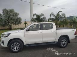 Hilux SRV 18/19. R$ 185.000