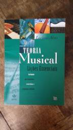 Livro Teoria Musical - Luciano Alves